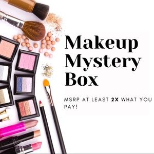 Makeup Mystery Box!! (High and Mid Range)